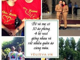 Cặp đôi 'bố mẹ tao' cứ ra đường là mặc đồ đôi, 26 năm vẫn lãng mạn, 'xì tin' hết phần giới trẻ