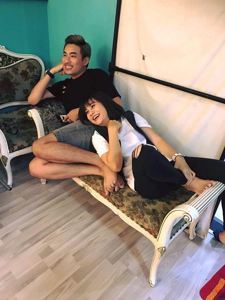 Công khai kết hôn với Kiều Minh Tuấn, Cát Phượng đau đầu vì miệng đời-3