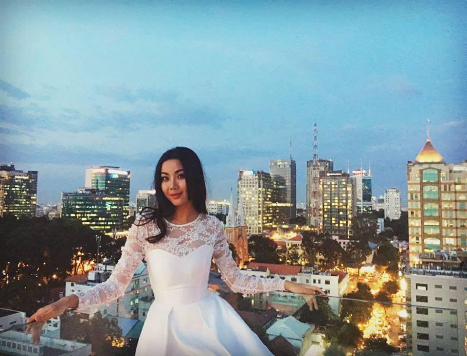 Gu thời trang cực sexy của cô gái khơi mào cuộc chiến Next Top - Lại Thanh Hương-12