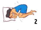 Không thể tin nổi, nhìn tư thế ngủ cũng có thể đoán được tính cách của bạn