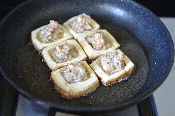 Dành cho những ai mê món đậu phụ: Đậu phụ nhồi thịt sốt ngon mê ly-8