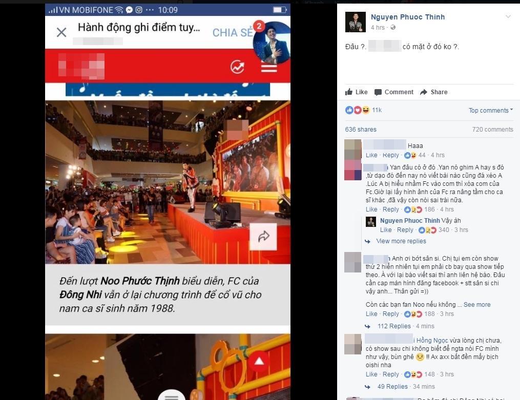 Đông Nhi và Noo Phước Thịnh khẩu chiến chỉ vì tranh cãi 'fan anh, fan tôi'-5