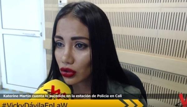 Người mẫu Colombia bị cảnh sát ép múa thoát y tại đồn-1