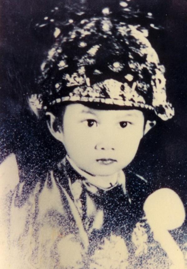 Mãi xuýt xoa về vẻ đẹp các hoàng tử thế giới nhưng ít ai biết Việt Nam cũng có 1 thái tử đẹp thế này-1