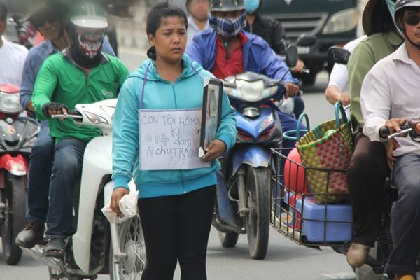 Vụ bé gái 13 tuổi Cà Mau tự tử nghi xâm hại: Mẹ ôm di ảnh con, uất ức cầu cứu VKS tối cao-2