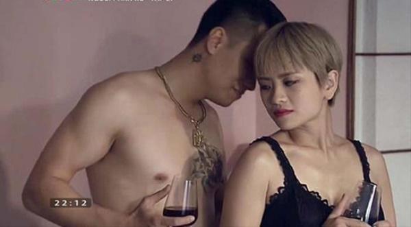 Phim Việt gây tranh cãi khi đưa cảnh nóng thô tục lên màn ảnh nhỏ-5