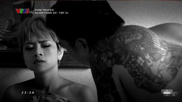 Phim Việt gây tranh cãi khi đưa cảnh nóng thô tục lên màn ảnh nhỏ-6