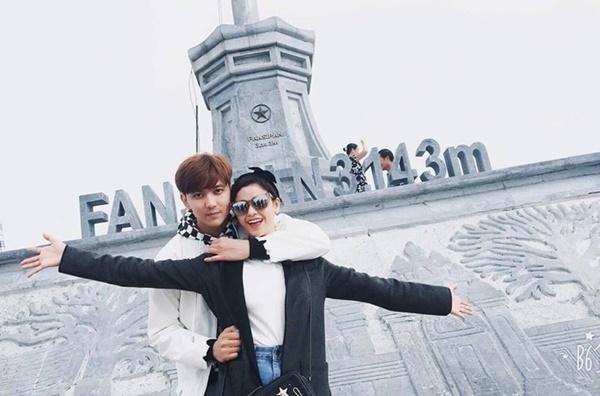 Hậu ly hôn, Tim - Trương Quỳnh Anh tăng cường mặc đồ đôi-2