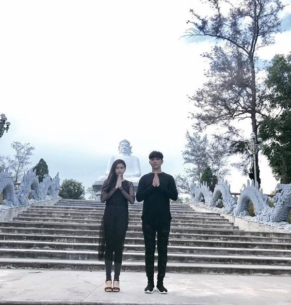 Hậu ly hôn, Tim - Trương Quỳnh Anh tăng cường mặc đồ đôi-4