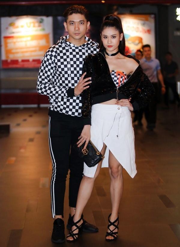 Hậu ly hôn, Tim - Trương Quỳnh Anh tăng cường mặc đồ đôi-7
