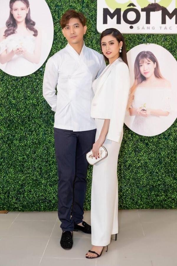 Hậu ly hôn, Tim - Trương Quỳnh Anh tăng cường mặc đồ đôi-10