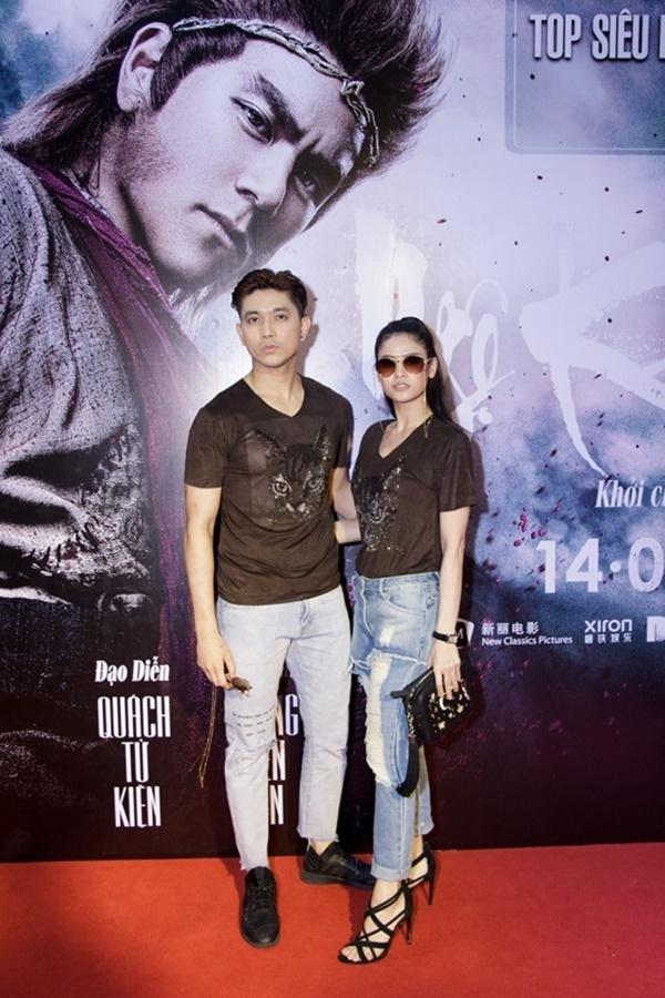 Hậu ly hôn, Tim - Trương Quỳnh Anh tăng cường mặc đồ đôi-11