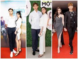 Hậu ly hôn, Tim - Trương Quỳnh Anh tăng cường mặc đồ đôi