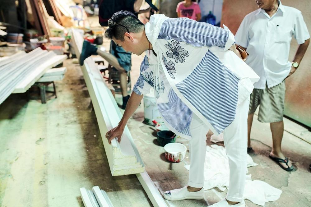 Cận cảnh địa điểm sản xuất mô hình Sài Gòn thu nhỏ trị giá 3 tỷ của Đàm Vĩnh Hưng-5