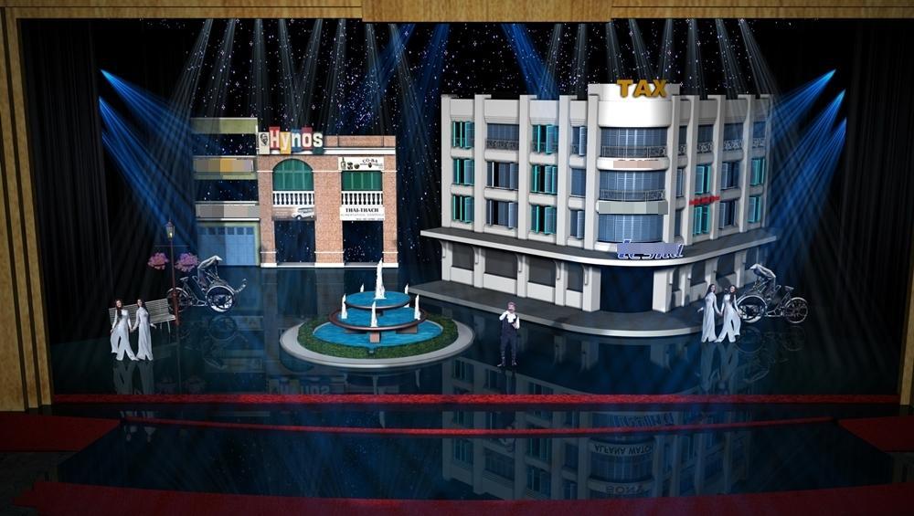 Cận cảnh địa điểm sản xuất mô hình Sài Gòn thu nhỏ trị giá 3 tỷ của Đàm Vĩnh Hưng-6
