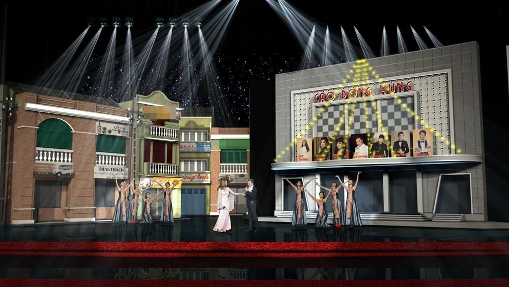 Cận cảnh địa điểm sản xuất mô hình Sài Gòn thu nhỏ trị giá 3 tỷ của Đàm Vĩnh Hưng-7