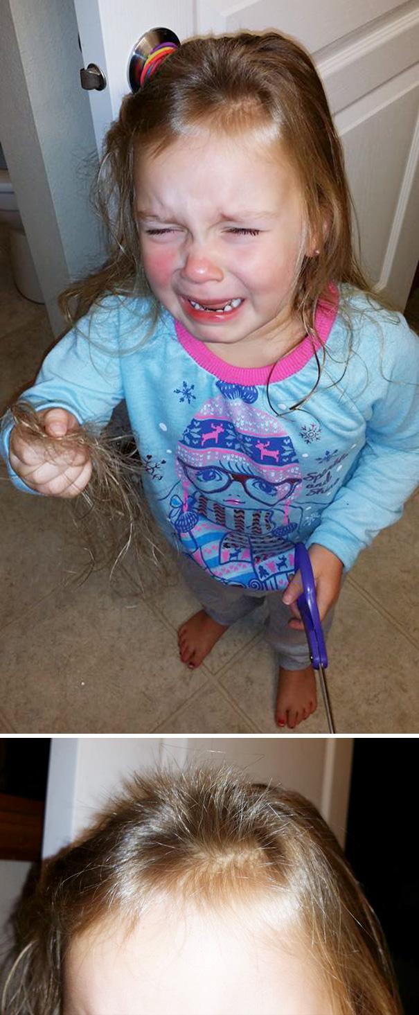 Cùng nhìn lại những kiểu tóc 'trơ trụi', mà thủa bé ai cũng từng tự cắt cho mình-11