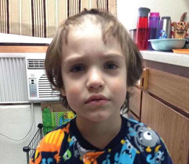 Cùng nhìn lại những kiểu tóc 'trơ trụi', mà thủa bé ai cũng từng tự cắt cho mình-10
