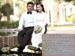 Ứa nước mắt với bản thỏa thuận của người vợ trẻ 'Sau 3 năm không có con, chồng có quyền lấy người khác'