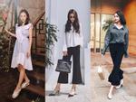 Street style sao Việt: Chán nổi loạn, Angela Phương Trinh chuyển hướng nữ tính không ngờ