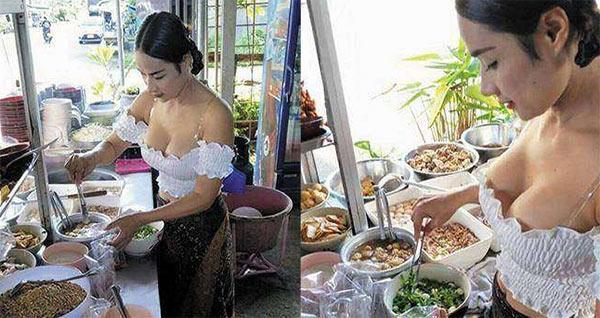 Hàng hủ tiếu Thái khách đến nườm nượp vì vừa ngon miệng lại vừa 'ngon mắt'-2
