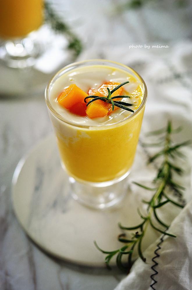 Thử làm sinh tố xoài sữa chua mà xem, đảm bảo uống một lần mê luôn-8