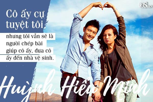 13 năm đơn phương yêu Triệu Vy, vạn lời tỏ tình của Huỳnh Hiểu Minh khiến nhiều người 'ngã gục'-1
