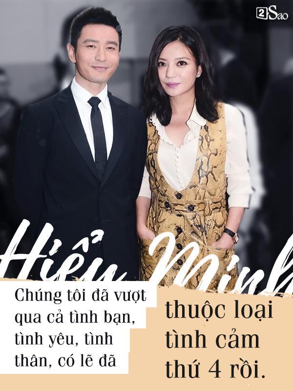 13 năm đơn phương yêu Triệu Vy, vạn lời tỏ tình của Huỳnh Hiểu Minh khiến nhiều người 'ngã gục'-3
