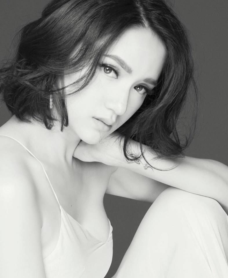 Ngọc Trinh - Hương Giang Idol - Elly Trần đồng loạt cắt phăng mái tóc dài thương nhớ-10