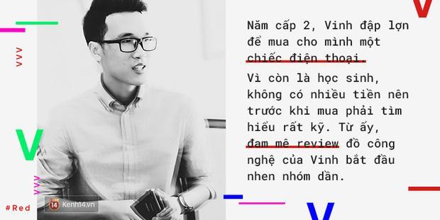 Vinh vật vờ: Từ gã trai 'giọng quê' làm clip cho đến thần tượng của làng review công nghệ Việt-2