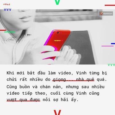 Vinh vật vờ: Từ gã trai 'giọng quê' làm clip cho đến thần tượng của làng review công nghệ Việt-3