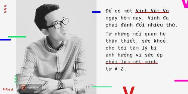 Vinh vật vờ: Từ gã trai 'giọng quê' làm clip cho đến thần tượng của làng review công nghệ Việt-5