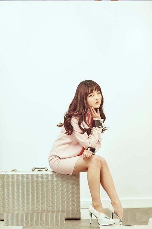Sao nhí 'bị bắt nạt' Shin Ae dậy thì thành công xinh đẹp chẳng thua kém mỹ nhân-7