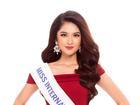 Không còn là tin đồn, Á hậu Thùy Dung chính thức đại diện Việt Nam thi Miss International 2017