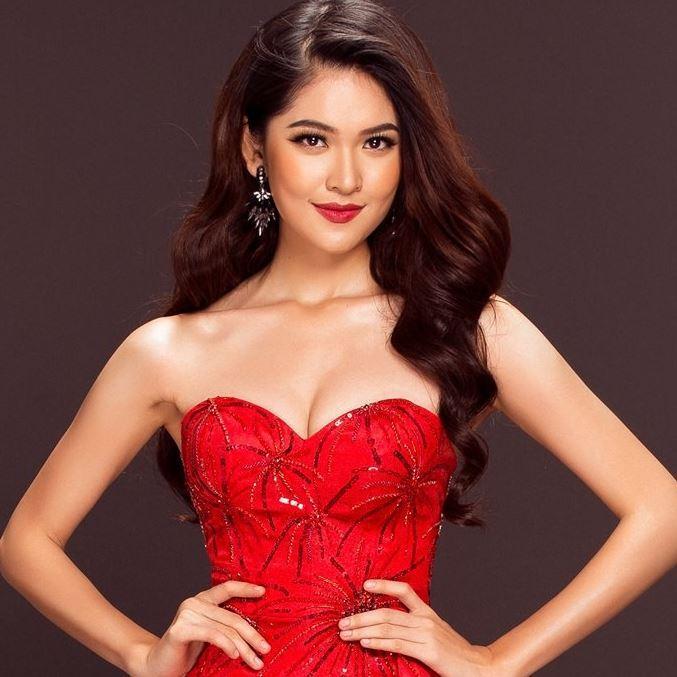 Không còn là tin đồn, Á hậu Thùy Dung chính thức đại diện Việt Nam thi Miss International 2017-4