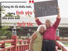 Màn cầu hôn hơn cả ngôn tình của 'soái ca' U70 khiến giới trẻ phát hờn