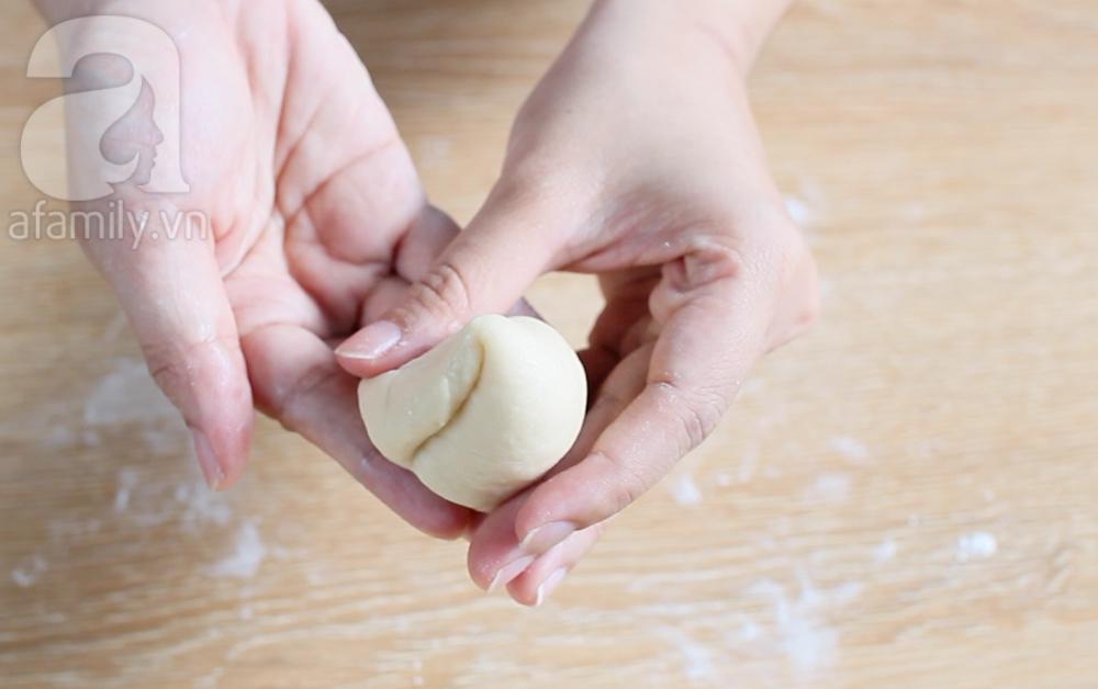 Cận cảnh cách làm bánh đào tiên đang làm 'dậy sóng' cộng đồng mạng-6