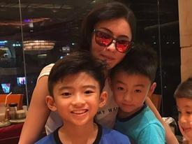 Tạ Đình Phong bị chỉ trích vì bỏ sinh nhật con để đi du lịch cùng người tình