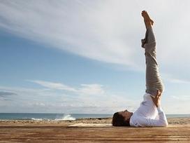 6 động tác yoga 'đánh bay' vết rạn da và vòng 3 chảy xệ