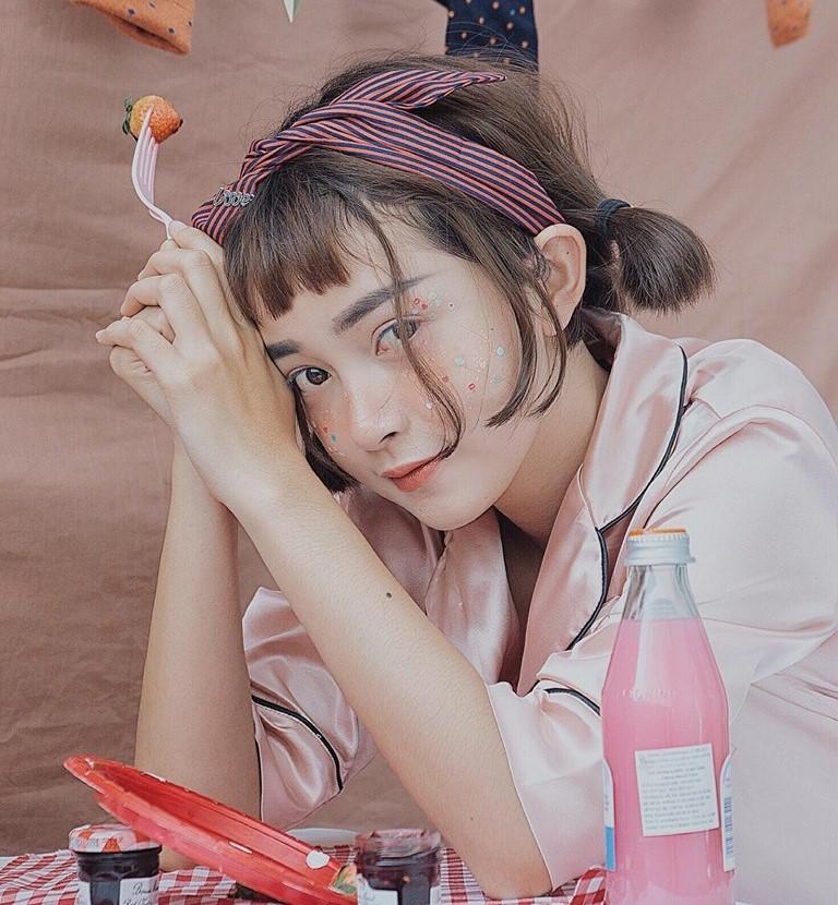 Cô gái xinh như búp bê xuất hiện trong MV của Thanh Duy-4