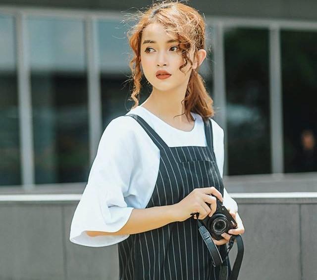 Cô gái xinh như búp bê xuất hiện trong MV của Thanh Duy-7