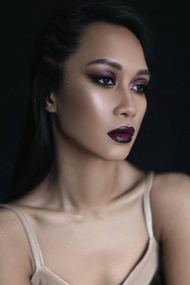 Xuất hiện thí sinh cao 1m83, thi 21 cuộc thi sắc đẹp tại Hoa hậu Hoàn vũ Việt Nam 2017-3