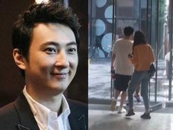 Vừa rộ tin kết hôn, thiếu gia Vương Tư Thông lại cặp kè hot girl khác