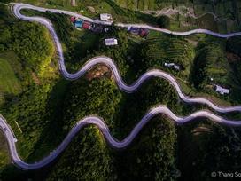 Dấu ấn Việt Nam nhìn từ bầu trời của giám khảo Thắng 'Sói'