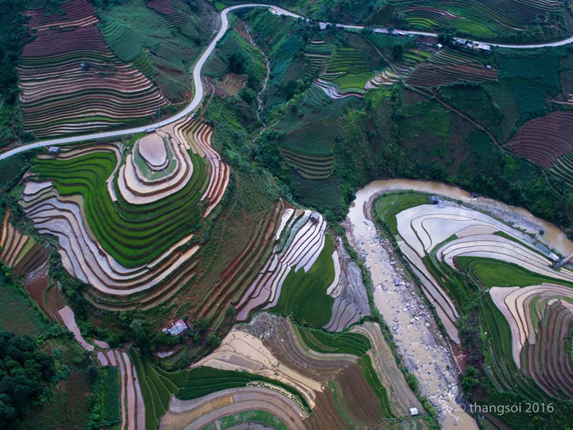Dấu ấn Việt Nam nhìn từ bầu trời của giám khảo Thắng 'Sói'-4