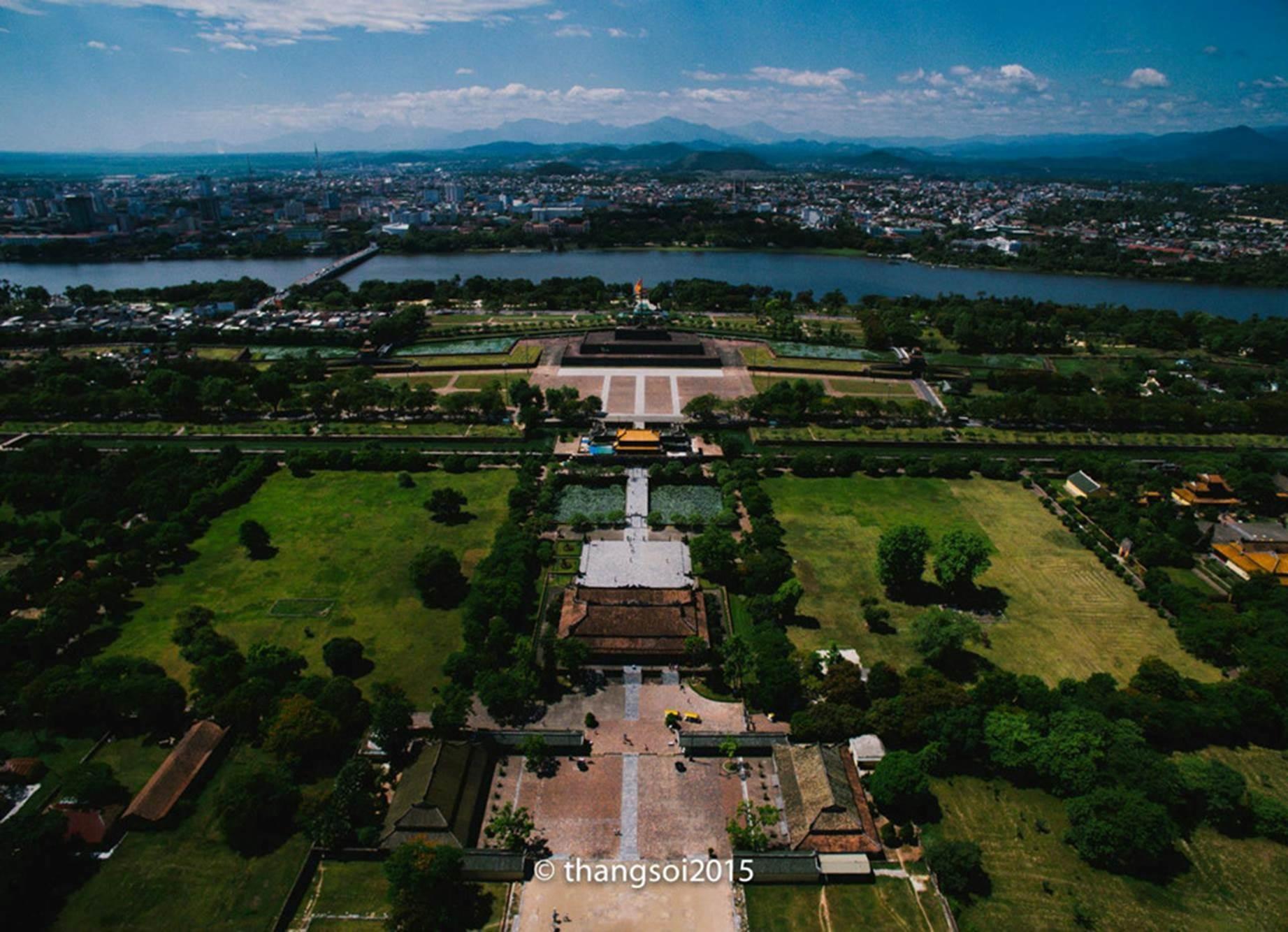 Dấu ấn Việt Nam nhìn từ bầu trời của giám khảo Thắng 'Sói'-9