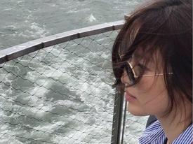 Sao Hàn 3/8: Song Hye Kyo khoe ảnh tóc ngắn mới toanh