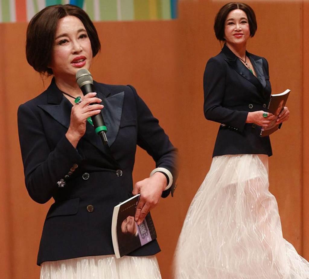 Võ Tắc Thiên - Lưu Hiểu Khánh bị biến dạng mặt vì thẩm mỹ ở tuổi 62-1