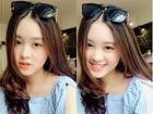 Ngắm nhan sắc 'kẹo ngọt' của cô sinh viên cảnh sát thi 'Hoa hậu Hoàn vũ Việt Nam 2017'