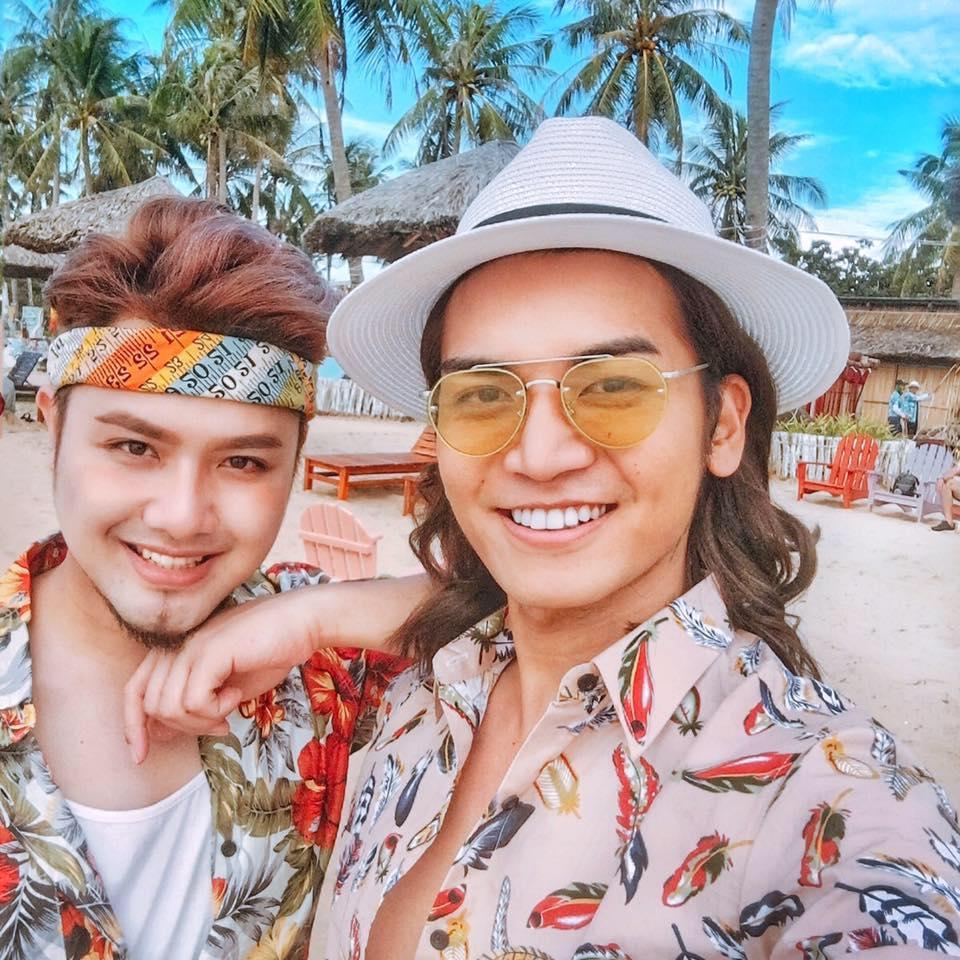 Hot girl - hot boy Việt 4/8: Salim than thở nhan sắc kém xinh, phải dùng bật lửa makeup-4